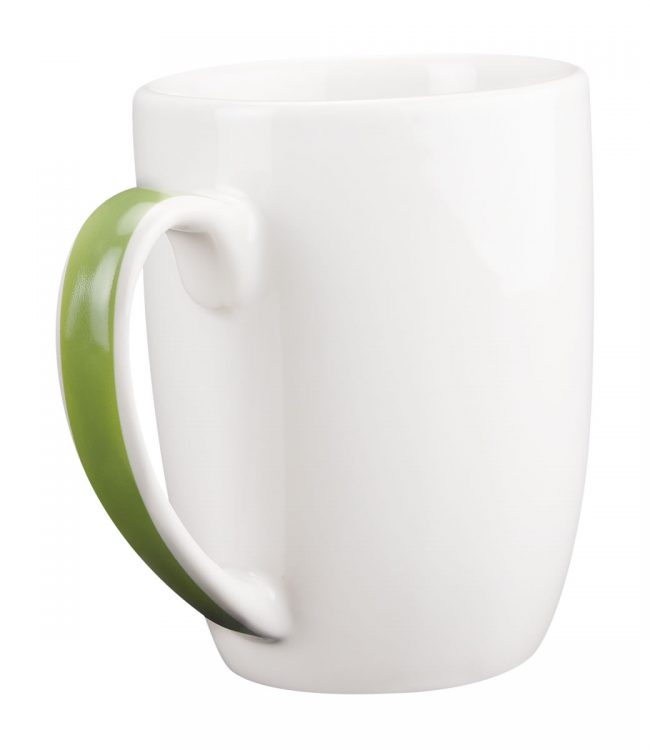 TAZA DOLCE COLOR VERDE