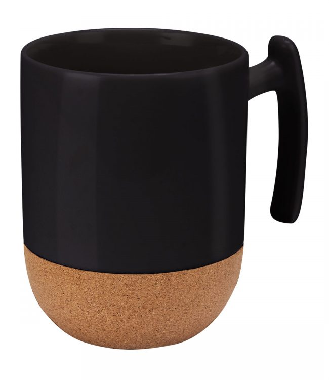 TAZA BIKANER COLOR NEGRO