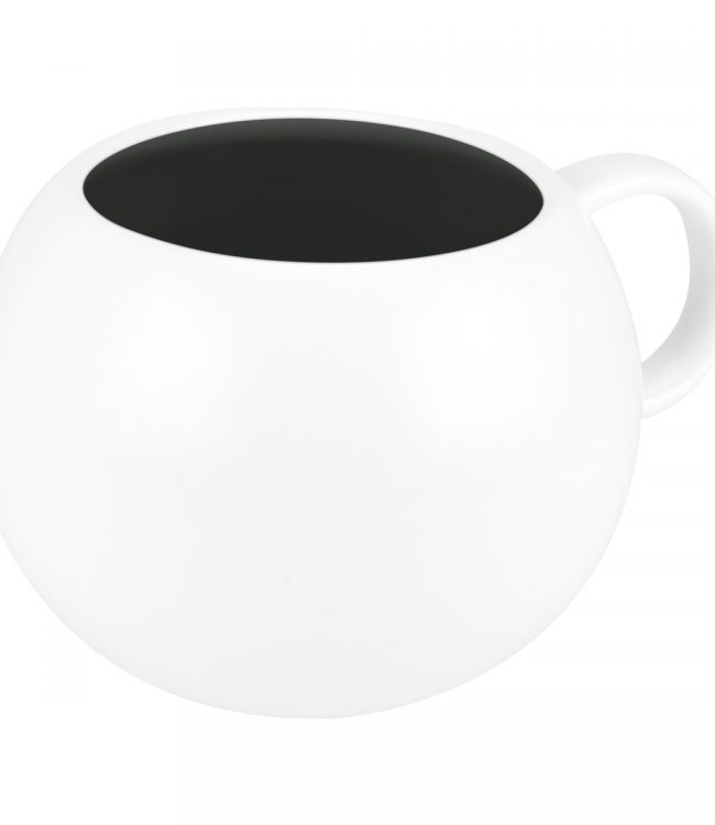 TAZA ANSAN COLOR NEGRO